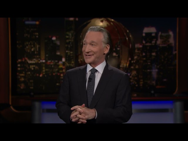Monologue: Too Old For This S**t | Real Time with Bill Maher (HBO)