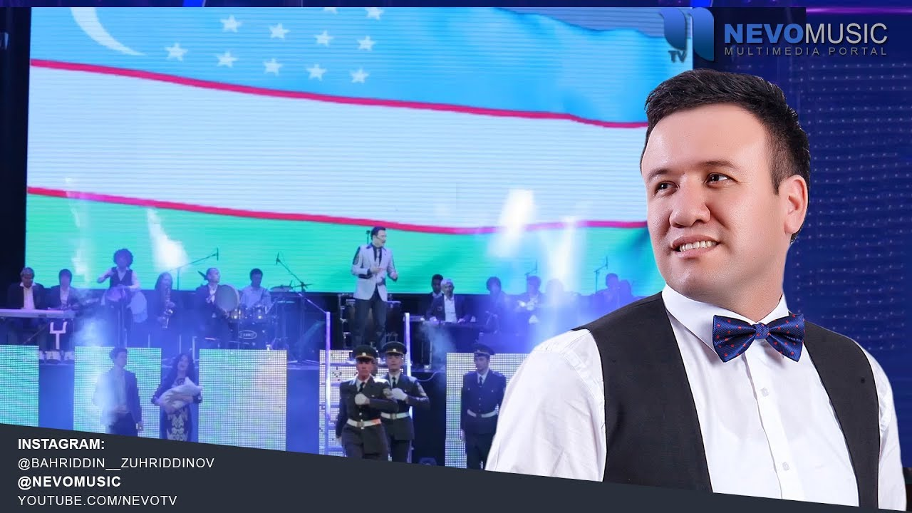 Bahriddin Zuhriddinov - Vatan | Бахриддин Зухриддинов - Ватан (concert 2017)