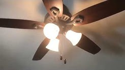 How to fix Ceiling fan lights when they all blow out
