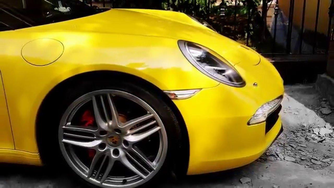 Supercars Kolkata Porsche Judhajit Youtube