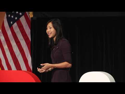 The Truths About Being A Pioneer | Tiffany Yu | TEDxGeorgetown