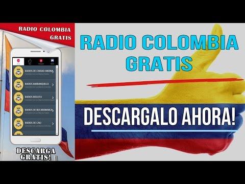 Las Mejores Emisoras de Radio Colombianas en Vivo 24/7