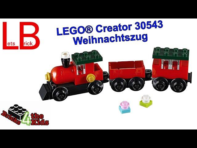 LEGO® Creator 30543 - Weihnachtszug