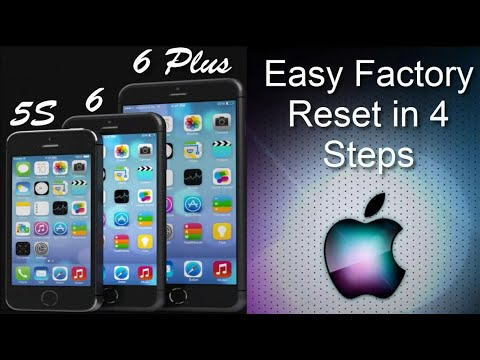 factory reset iphone 6 without passcode iphone 6 how to reset reboot no itunes lost 18404