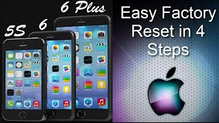 iPhone 6+ How to Hard Reset/Reboot No iTunes (Lost Password? or Disabled?)