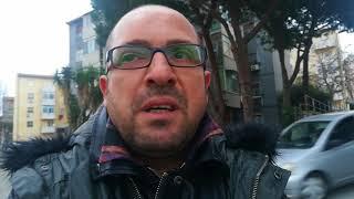 Cagliari, via Seruci. L'intervita a Giulio Massidda