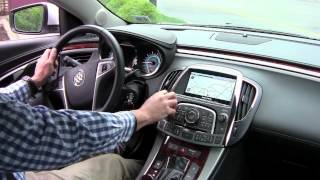 2012 Buick LaCrosse Test Drive & Car Review
