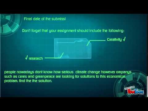 clmate change presentation