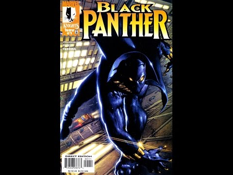 Christopher Priest: Black Panther VOL. 3 #1