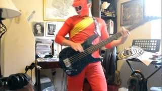 Power Rangers Lightspeed Rescue Opening Guitar Cover