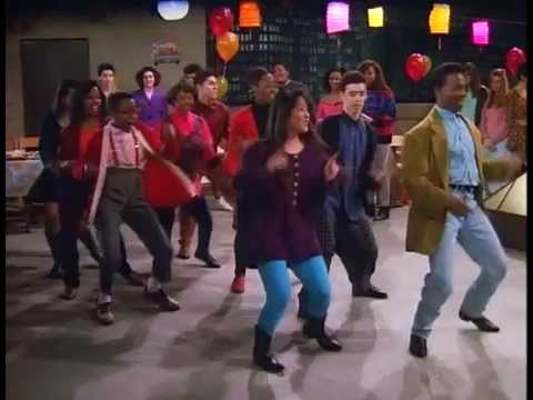 "Family Matters - ""The Urkel dance"" (Good quality)"