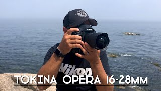 Tokina Opera 16-28mm - Photographing Acadia National Park