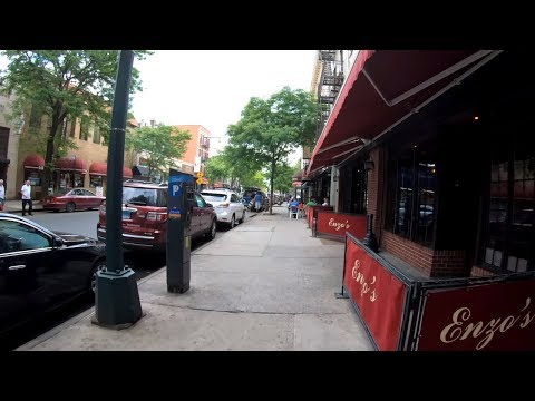 """⁴ᴷ⁶⁰ Walking NYC : The """"Real"""" Little Italy (Arthur Avenue, Belmont, Bronx)"""