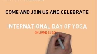 International Day of Yoga Celebration - June 21 at Nada Yoga School Rishikesh, India
