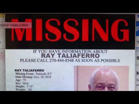 Ray Taliaferro, Famed KGO Radio Star, Missing In Kentucky