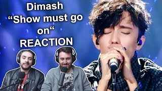 """Singers Reaction/Review to """"Dimash - Show must go on (Ep.3)"""""""