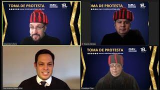 Toma de Protesta de Mtro. Juan Antonio Olague Frias