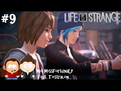 Let's Play Life is Strange (Deutsch/Blind) #9 - Der Schrottplatz thumbnail