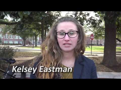 THT ECU campus webcast - Student highlights - Ms Eastman