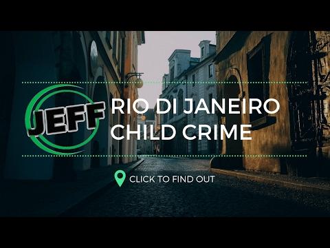 Alert: Teenage Thieves Target Tourists Rio Di Janero