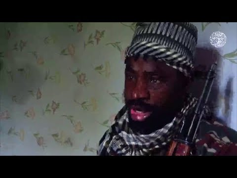 Boko Haram Leader Releases Video Revealing Abduction Of Policewomen