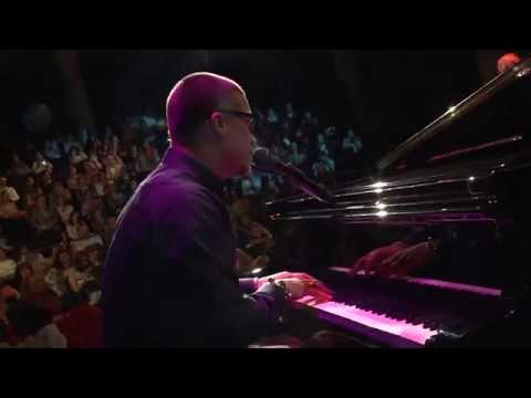 """Aset & Антон Беляев  - """"Hit The Road Jack"""" by Ray Charles (Live in MMDM  14.05.14)"""