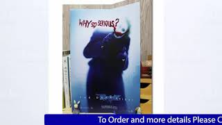 Silk Poster Canvas Print 13x 32×48 inch Anime Movie Landscape Poster Customized for Your Home  Decor