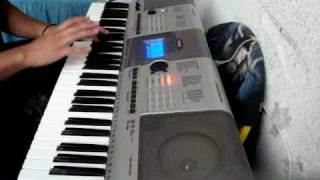 Symphony X Communion and the Oracle Keyboard Cover