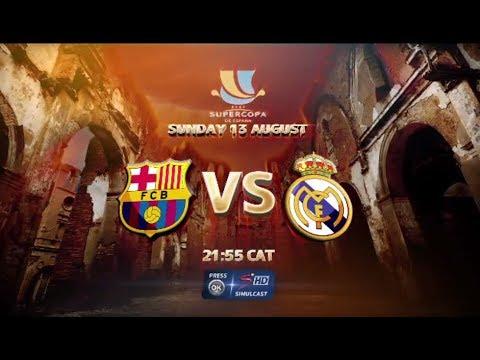 Spanish Super Cup 2017