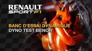 Renault Sport F1's HQ at Viry-Châtillon