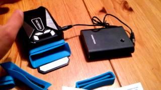 TEC.BEAN Bester Laptop-Kühler mit LED-Temperaturanzeige Schnellkühlung Auto-Temp-Erkennung
