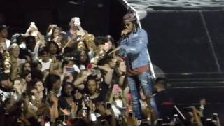 [HD] AUGUST ALSINA - NUMB [PARIS BERCY] One Hell of a Night Tour - Chris Brown PRE SHOW