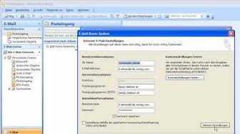 Outlook 2007 - Kopien von Nachrichten auf dem Server belassen