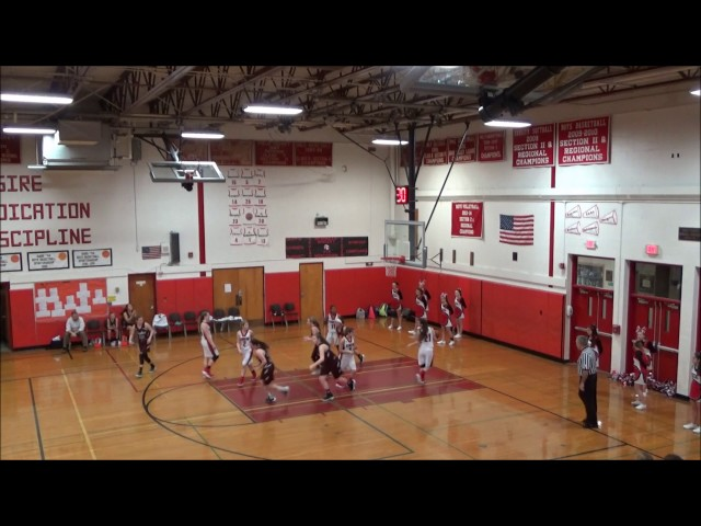 Game Highlights GVBB Loudonville Christian vs Germantown