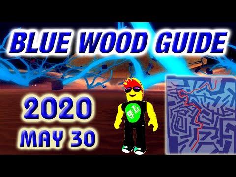Lumber Tycoon 2 Blue Wood 2020 May 30 Youtube