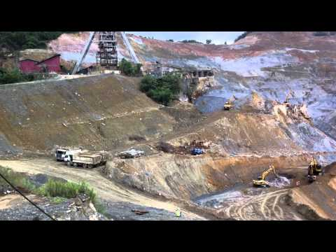 Carmen Copper Corporation - South Lutopan Pit