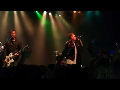 Papa Roach HELP  Brisbane 2018