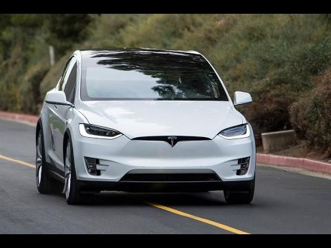 Tesla Model X P90D | Primo test [ENGLISH SUB]
