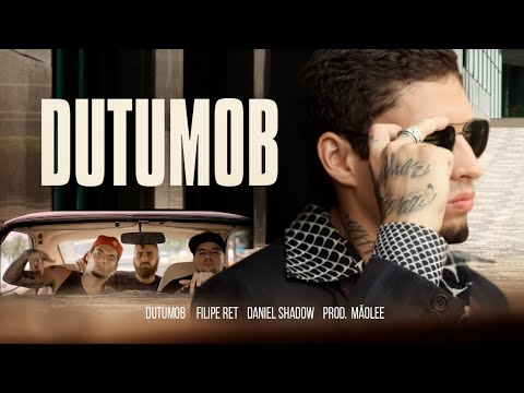 Filipe Ret - DUTUMOB pt. Daniel Shadow (prod. Mão Lee)   CLIPE OFICIAL