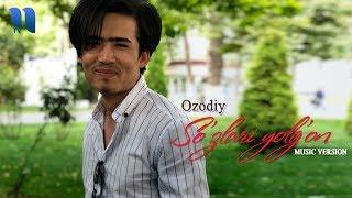 Ozodiy - So'zlari yolg'on   Озодий - Сузлари ёлгон (music version)