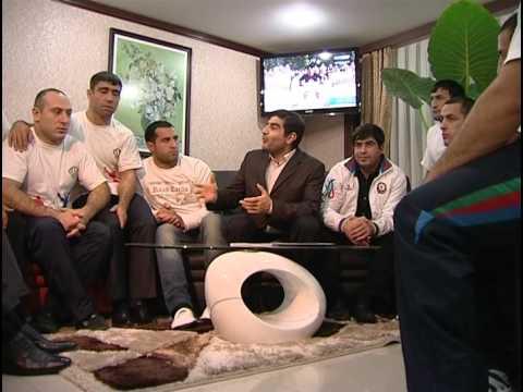 """Reality-show """"Azerbaijan Fight Club"""". Part # 1"""