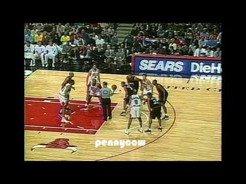 NBA Greatest Duels: Allen Iverson vs. Michael Jordan (1998) HQ