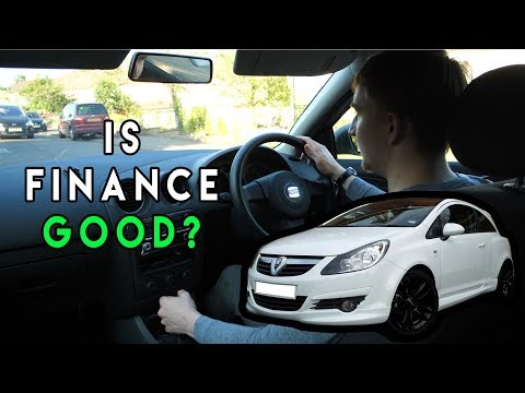 Is Financing Your First Car a Good Idea?