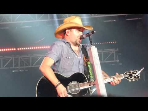 Jason Aldean - Johnny Cash LIVE Corpus Christi 5/14/15
