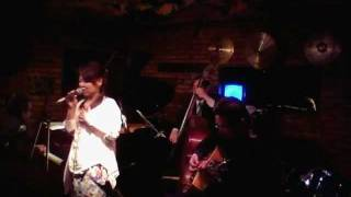 長谷川京子ウイズMID NIGHT BLUE 3 LIVE at BIRD&DIZ2012、2。1...