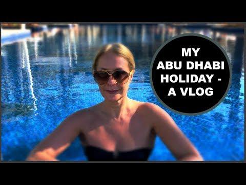 COME WITH ME TO ABU DHABI | Park Hyatt Saadiyat Island - NADINE BAGGOTT