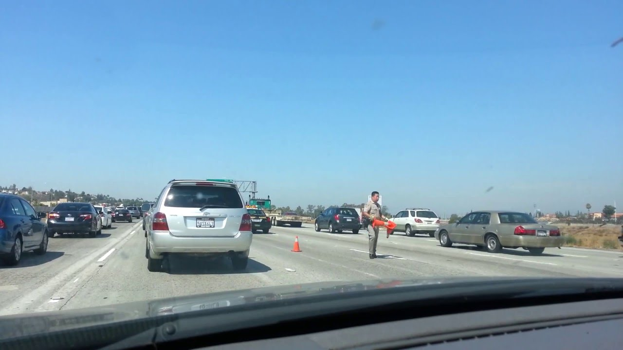 91 Fwy Accident Today – Billy Knight