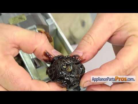How To: Whirlpool/KitchenAid/Maytag Planetary Shaft Bearing WP16897