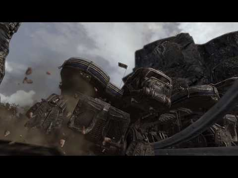 Gears of War 2 - Act 1.4 The Big Push