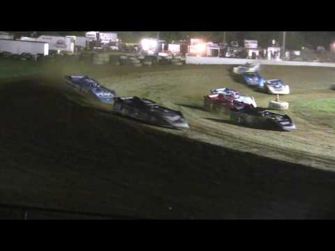 9 17 16 Super Late Model Feature Brownstown Speedway